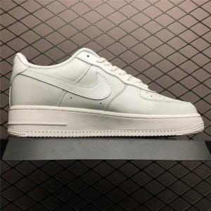 Men's/Women's Nike Air Force 1 Low Lux Iridescent White Black