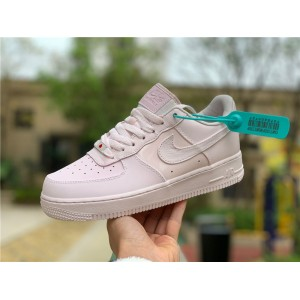 Women's Nike Air Force 1 Low Pale Pink Rose Pale