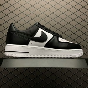 Men's Nike Air Force 1 Low Tuxedo Black White