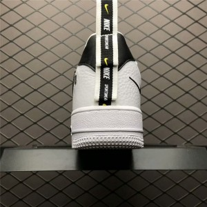 Men's/Women's Nike Air Force 1 Low White Black-Tour Yellow