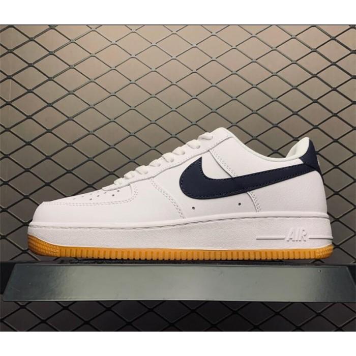 Men's/Women's Nike Air Force 1 Low White Gum CI0057-100
