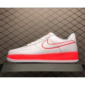 Women's Nike Air Force 1 Low White Pink Size