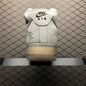 Men's/Women's Nike Air Force 1 Mid 07 X Reigning Champ Grey