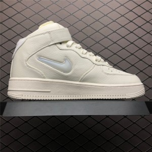Men's Nike Air Force 1 Mid PRM Jewel Sail