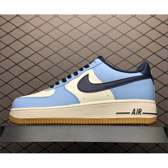 Men's/Women's Nike Air Force 1 Low Premium Light Blue