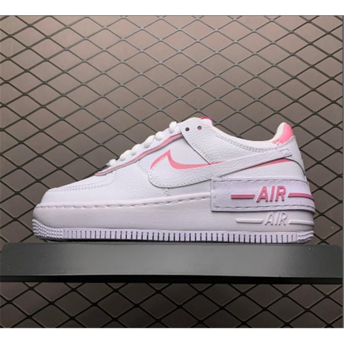 Women's Nike Air Force 1 Shadow Total Orange Magic Flamingo Pink