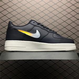 Women's Nike Air Force 1 07 SE Premium JP Oil Grey Bright Crimson