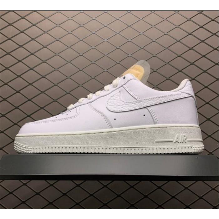Men's/Women's Shop Nike Air Force 1 Low 07 LX Bling Summit White Onyx