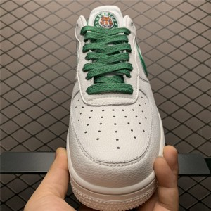Men's/Women's Stranger Things x Nike Air Force 1 White Green