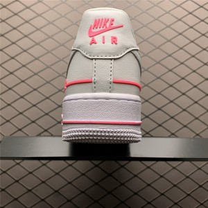 Women's Nike Air Force 1 3 Double Air Photon Dust Pink