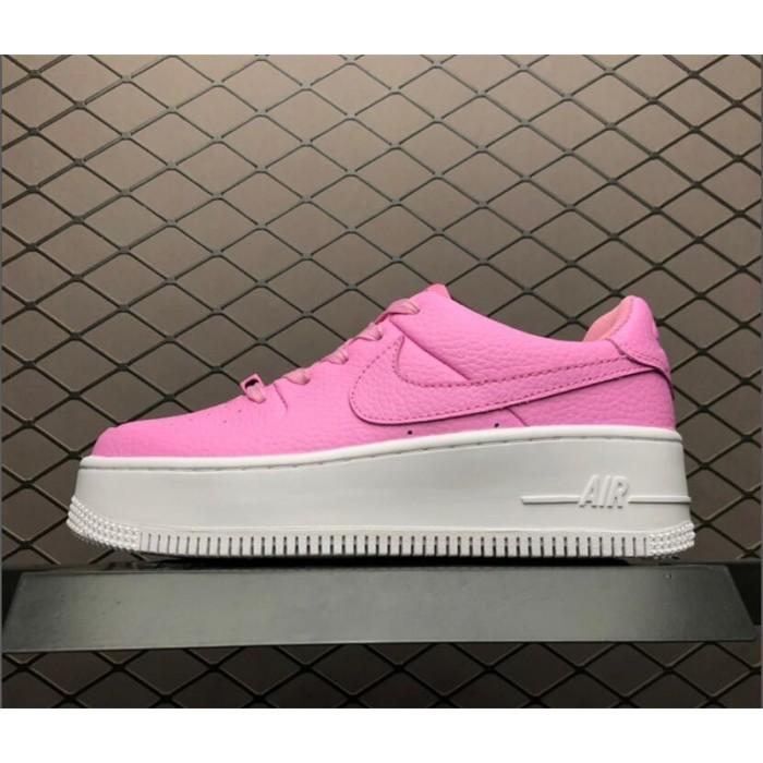 Women's Nike AF1 Sage Low Psychic Pink AR5339-601