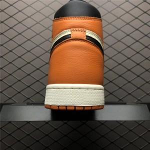 Men's Air Jordan 1 Retro High OG Shattered Backboard