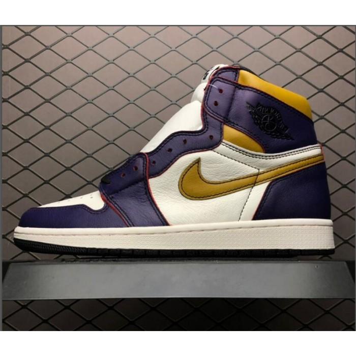 Men's Nike SB x Air Jordan 1 Retro High OG Court Purple