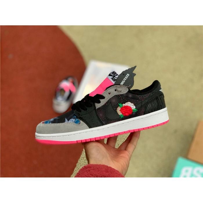 Men's/Women's Air Jordan 1 Low CNY Chinese New Year To Buy