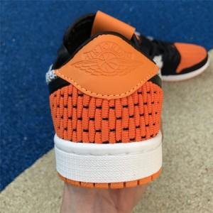 Men's Air Jordan 1 Low Flyknit Shattered Backboard
