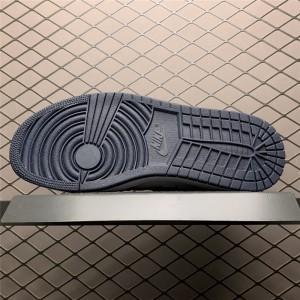 Men's/Women's Air Jordan 1 Low Washed Denim