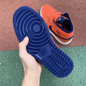 Men's/Women's Air Jordan 1 Mid Turf Orange Shoes To Buy