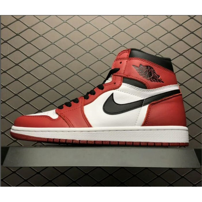 Men's Air Jordan 1 Retro High OG Chicago Free Shipping