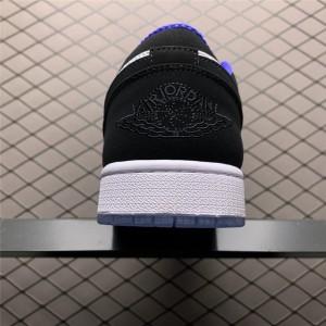 Men's/Women's Buy Air Jordan 1 Low Concord Black White