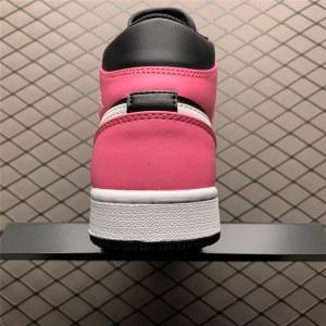 Men's/Women's Buy Air Jordan 1 Mid GS Pinksicle Black/White