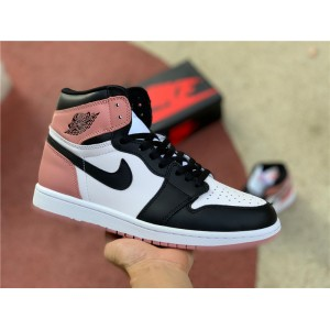 Men's/Women's Cheap Air Jordan 1 Retro High OG NRG Rust Pink
