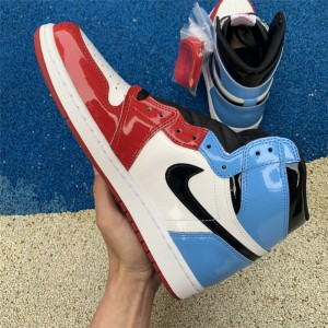 Men's Men Shoes Air Jordan 1 High Fearless UNC Chicago