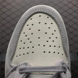 Men's Air Jordan 1 Retro High Pale Ivory AH7389-101