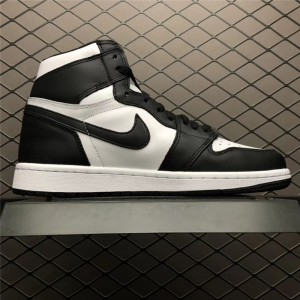 Men's Nike Air Jordan 1 Retro High OG Black White