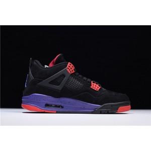 Men's Air Jordan 4 Retro NRG Raptors Black University Red