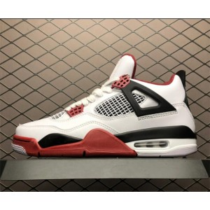 Men's Air Jordan 4 Fire Red 308497-160