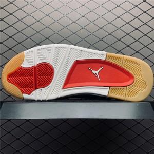 Men's Larry Luk Vintage Tie-Dye Air Jordan 4 X Levis