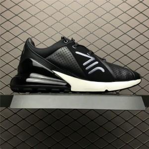 Men's Nike Air Max 270 Premium Black White AO8283-001 Shoes