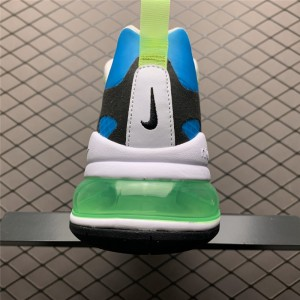 Men's Nike Air Max 270 React Oracle Aqua CT1265-300