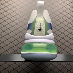 Men's Nike Air Max 270 React Bubble Pack Summit White