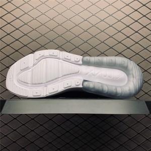 Men's/Women's Grade School Nike Air Max 270 Black Metallic Silver