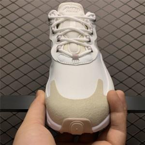 Women's Ladies Nike Air Max 270 React Light Orewood Brown