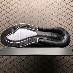 Men's/Women's Nike Air Max 270 Flyknit Oreo Black White