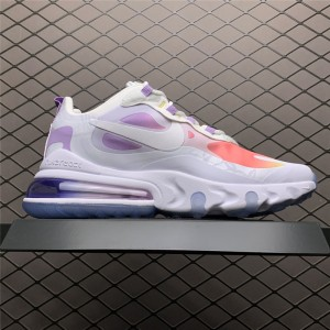 Women's Nike Air Max 270 React CNY Light Purple Shoes