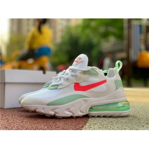 Men's/Women's Nike Air Max 270 React Pistachio Frost