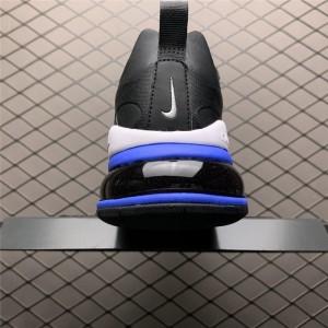Women's Nike Air Max 270 React SE Hyper Blue White-Magic Flamingo