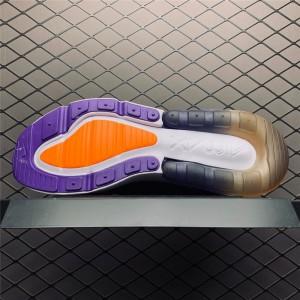Men's/Women's Nike Air Max 270s Gradient-Heeled Black