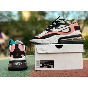 Women's Nike Air Max 270 React Bleached Coral On Sale