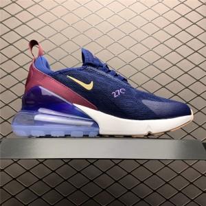 Women's Nike Air Max 270 Blue Void AH6789-402
