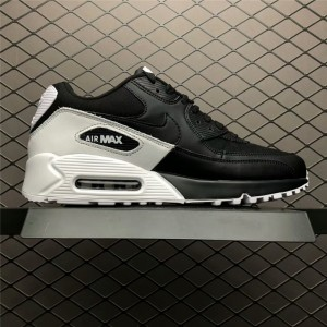 Men's Nike Air Max 90 Essential Black and White