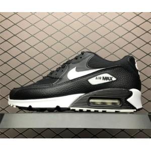 Men's Nike Air Max 90 Essential Black Summit White