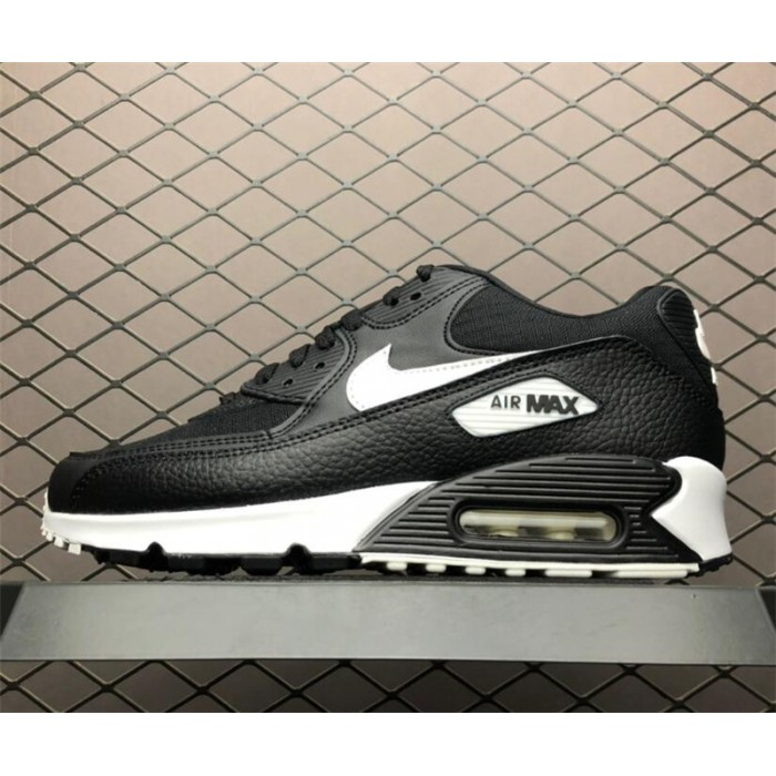 Men's Nike Air Max 90 Essential Black Summit White