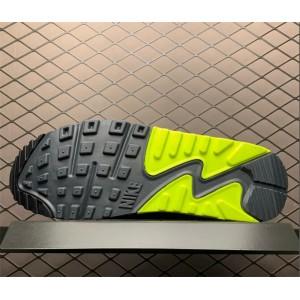 Men's Nike Air Max 90 Essential Black Volt