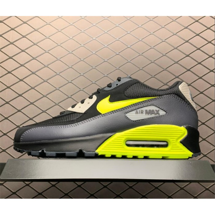 Men's Nike Air Max 90 Essential Black Volt