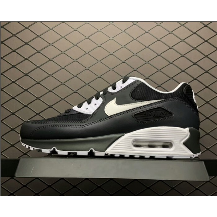 Men's Nike Air Max 90 Essential Black White