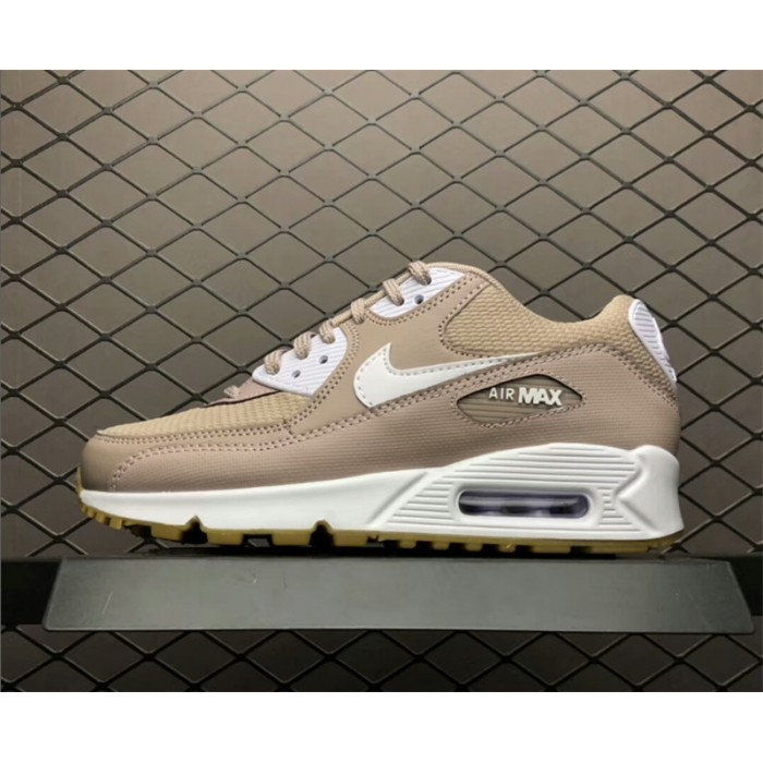 Women's Nike Air Max 90 Essential Diffused Taupe White-Gum